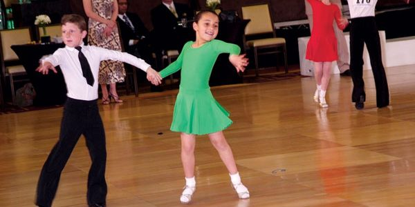 Dansuri Sportive Pentru Copii